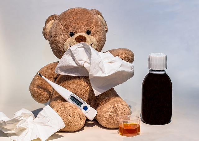 Katar-przeziębienie-dziecko-choroba