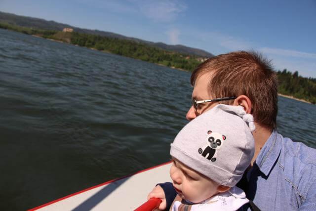 wycieczka na jezioro Czorsztyńskie
