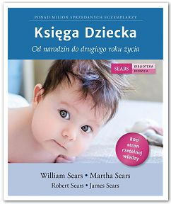 księga dziecka okładka