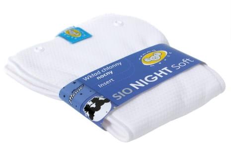 Wkład Nocny SIO Night Soft, Rozmiar L/XL, Mommy Mouse