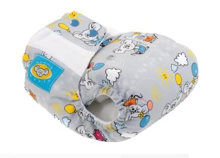 Pieluszka kieszonka, One Size, mikropolar, Balonik, Mommy Mouse