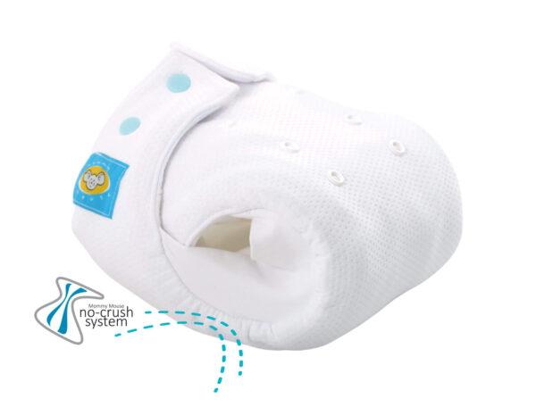 Pielucha formowana, Rozmiar XL, Mommy Mouse