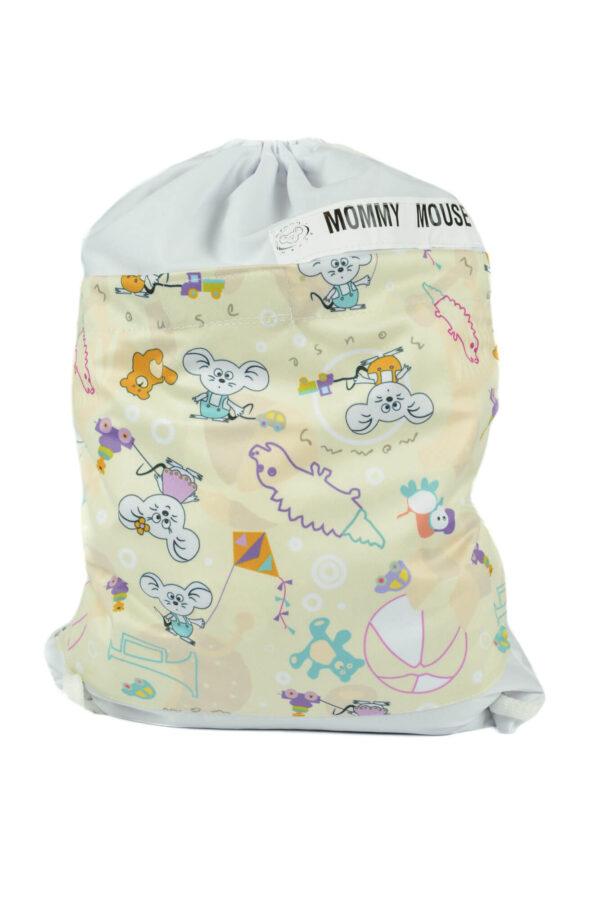Woreczek/plecak Zabawki, Mommy Mouse