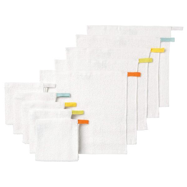 Krama ręcznik 30x30 cm (10 sztuk), Ikea