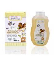 Delikatny płyn do kąpieli i szampon 2 w 1, proteiny ryżu, ekstrakt z hibiskusa z upraw organicznych, 400 ml, Baby Anthyllis
