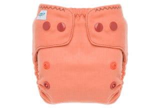 "Otulacz wełniany Puppi MOS ""Coral Pink"" V2, Rzep, Puppi"