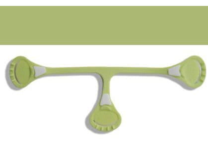 klamerka snappi zielona