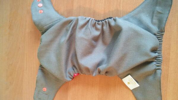 Pielucha otulacz wełniany z chusty, One Size, Doodush (2)