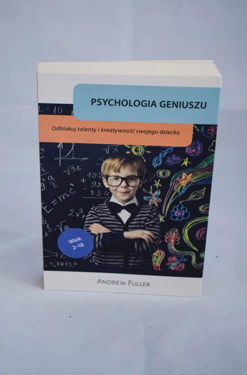 psychologia geniuszu okładka