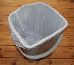 Worek na pranie, duży 55x61 cm, PUPUŚ