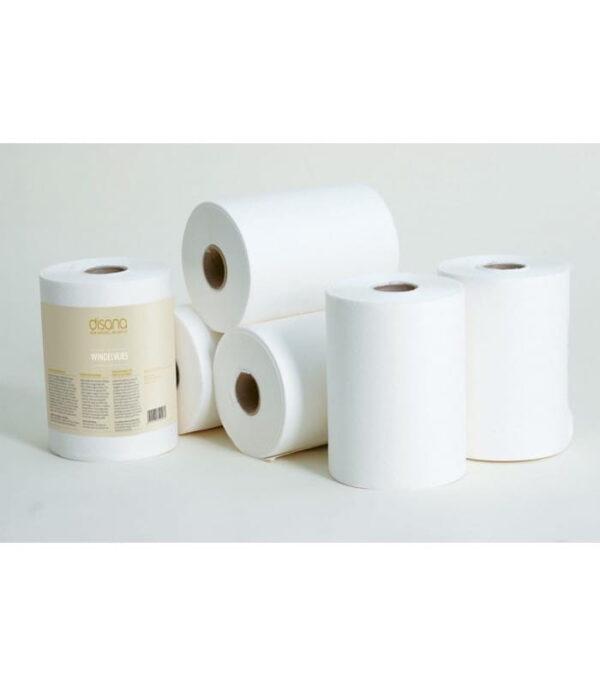 Jednorazowe bibułki, papierki do pieluszek wielorazowych, biodegradowalne, wysoka jakość, 100 szt., Disana