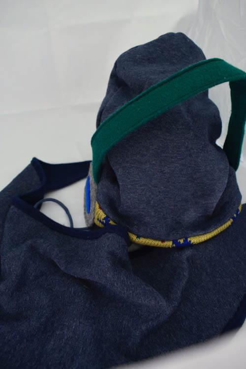 Zestaw czapka + chusta, hand-made, Monika Gwizdoń