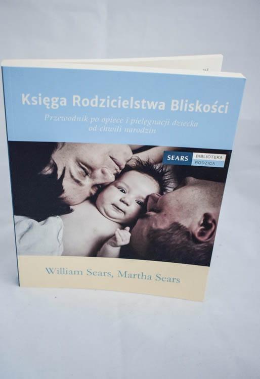 księga rodzicielstwa bliskości okładka