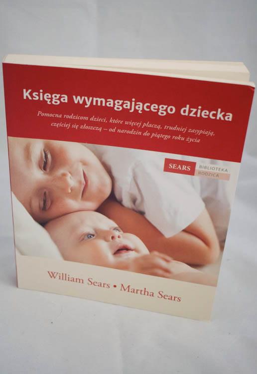 księga wymagającego dziecka okładka
