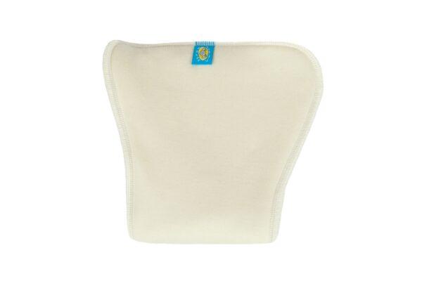 Wkład chłonny NB, Cotton Organic, (Bawełna certyfikowana), Mommy Mouse na zewnątrz