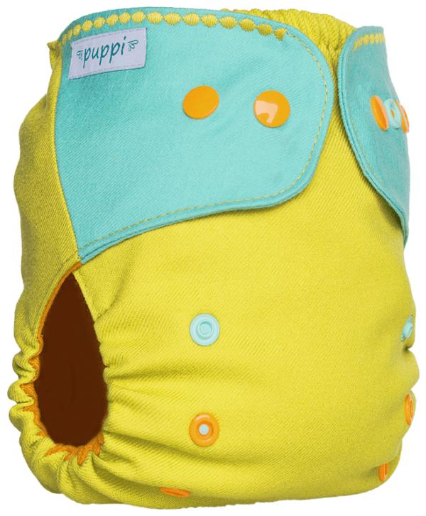 Otulacz wełniany One Size Pastel Mood V3, Puppi