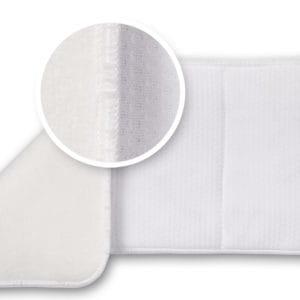 Wkład chłonny do pieluszek wielorazowych, jednostronny, Rozmiar L, mikropolar, Doodush