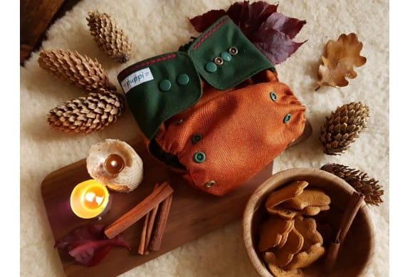 Otulacz wełniany Autumn Rust V2 roz. OS+, Napy, Puppi