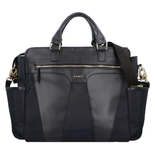 Torba dla mamy Soho - totally black, v2, Joissy