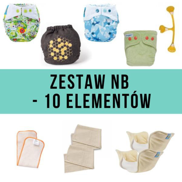 ZESTAW NB - 10 ELEMENTÓW