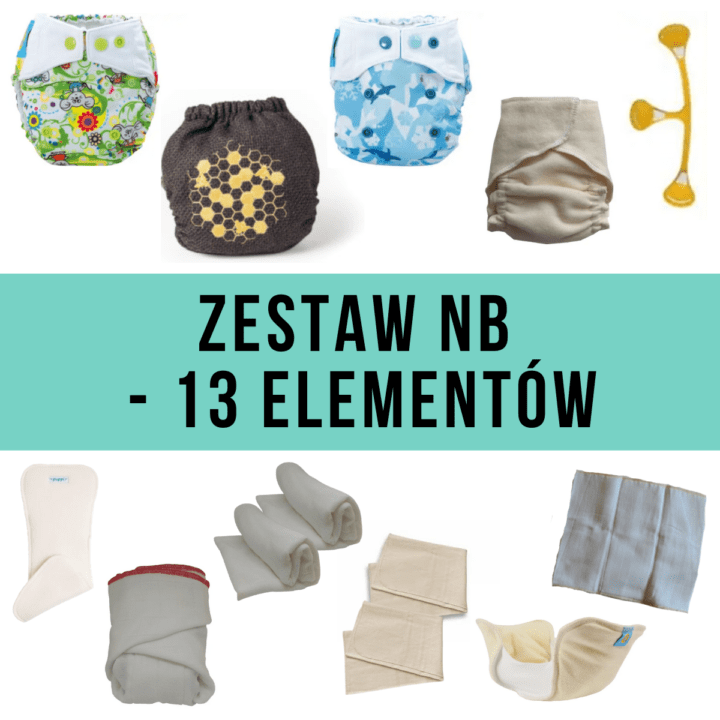 ZESTAW NB - 13 ELEMENTÓW