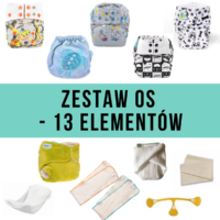 ZESTAW OS - 13 ELEMENTÓW