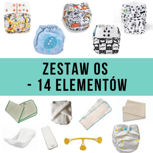 ZESTAW OS - 14 ELEMENTÓW
