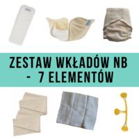 ZESTAW WKŁADÓW NB - 7 ELEMENTÓW