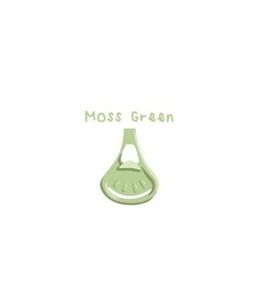 Klamerka Snappi Moss Green