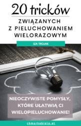 E-book 20 tricków związanych z pieluchowaniem wielorazowym