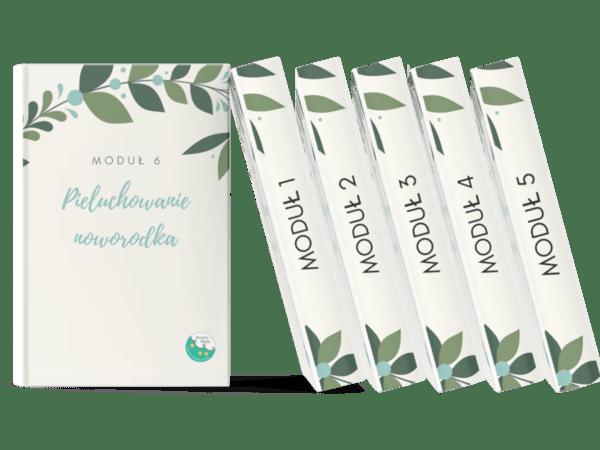 pakiet materiałów o pieluchach wielorazowych