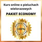 Kurs o pieluchach wielorazowych - pakiet Economy