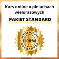 Kurs o pieluchach wielorazowych - pakiet VIP