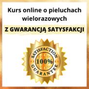 Kurs online o pieluchach wielorazowych